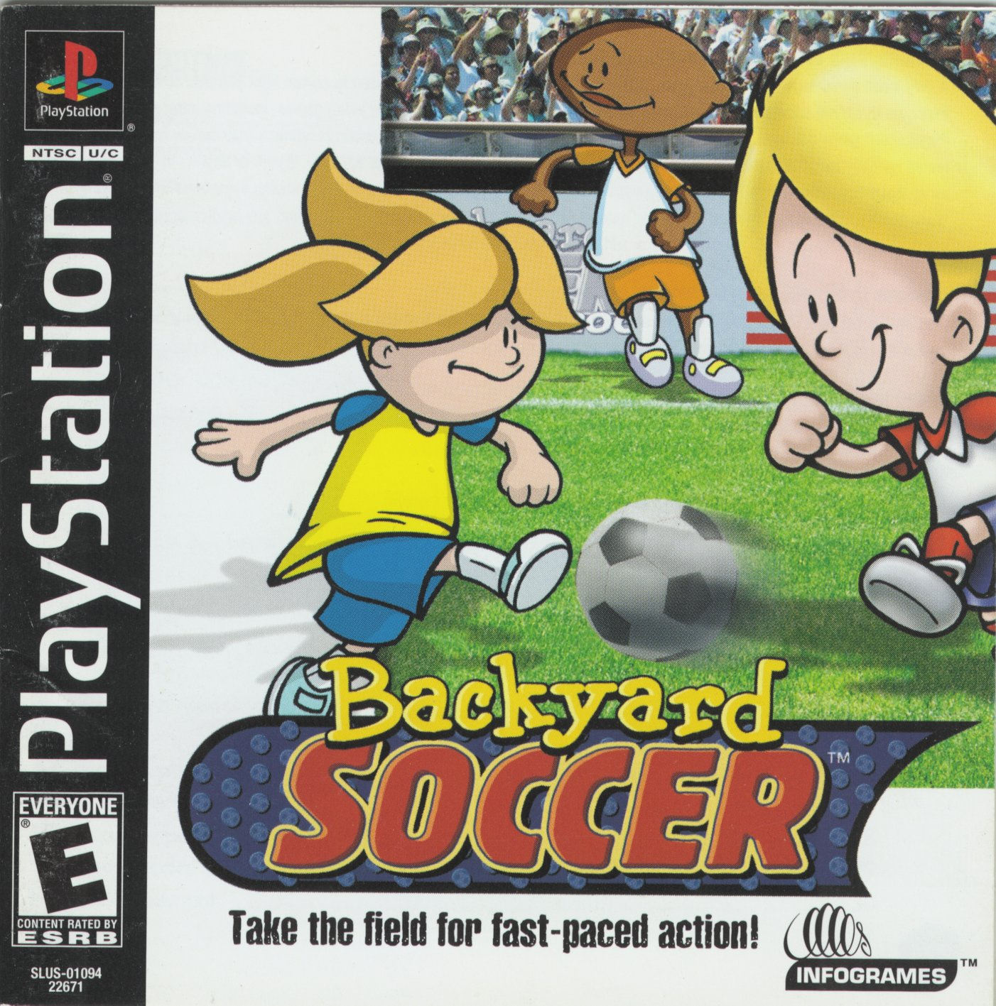 backyard soccer u iso u003c psx isos emuparadise